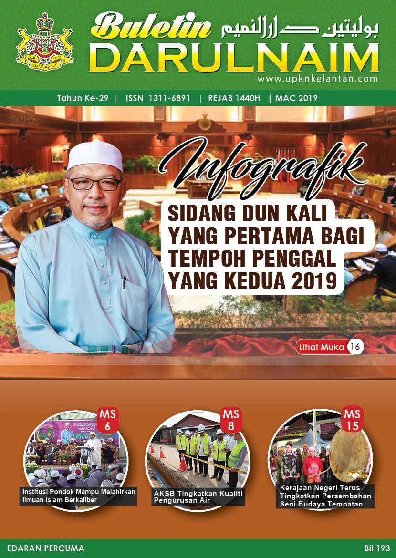 Buletin Darulnaim Mac 2019