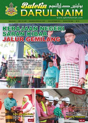 Buletin Darulnaim Ogos/ September 2016