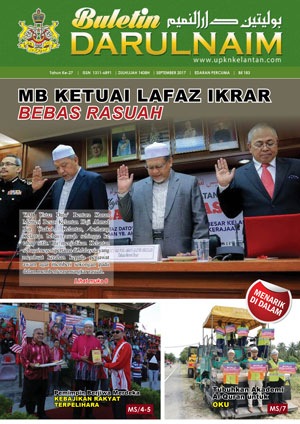Buletin Darulnaim Sept 2017