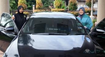 'Saya pemandu dan bodyguard'