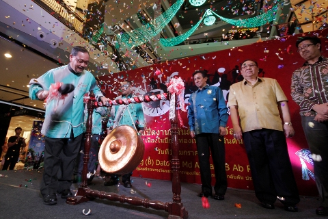 Kelantan sasar 2 juta pelancong Thailand