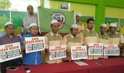 Pemuda lancar gerakan pertahan Kelantan