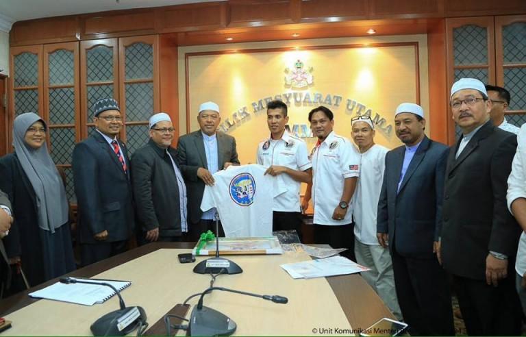 Kelantan rai penakluk Kutub Selatan