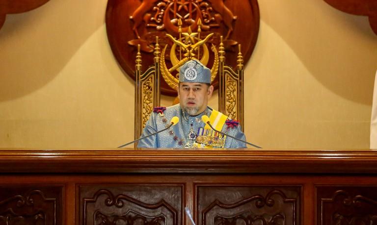Jabatan Pendakwaan Syariah; Sultan rakam tahniah