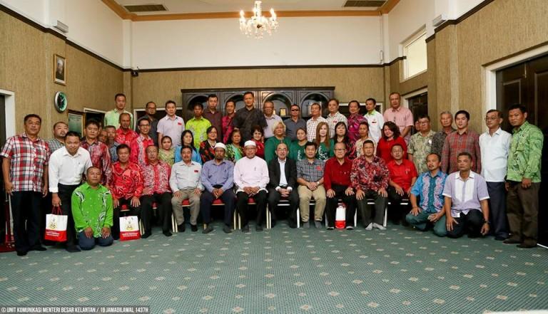 Warga emas Cina Kelantan kuasai tulisan jawi