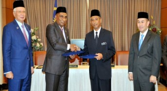 Program Wang Ihsan Kelantan: Maik meterai perjanjian