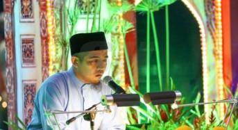 Fahmi johan Tilawah al-Quran Peringkat Kelantan