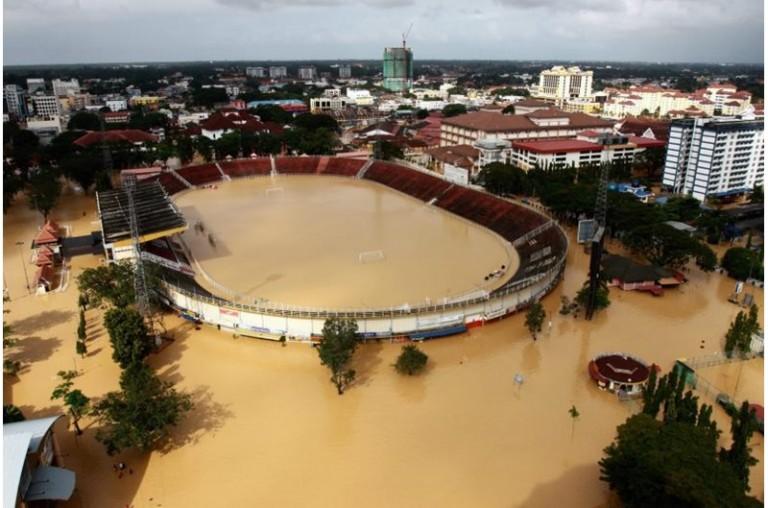 RM800,000 untuk makanan mangsa banjir Kelantan