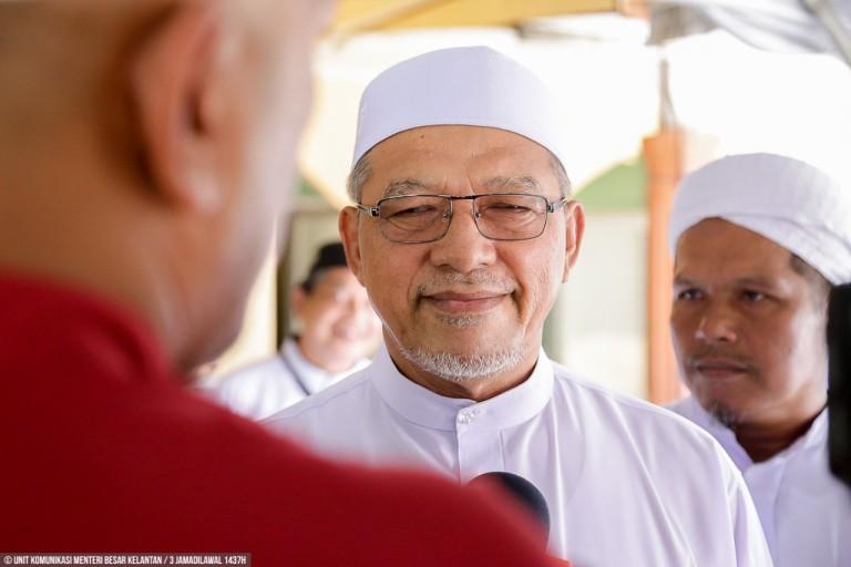 MB Kelantan : YB Timbalan Menteri Besar akan ambil alih tugas saya