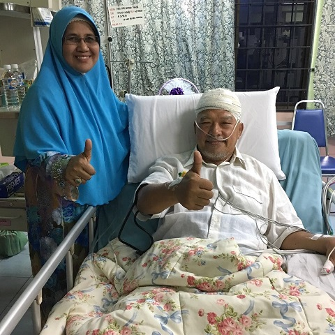 MB Kelantan sudah mampu jamah makanan