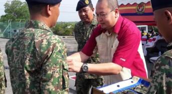 LRA Merbau Chondong operasi tak lama lagi