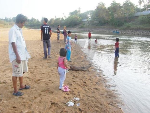 Orang ramai perlu waspada beriadah di Sungai Golok