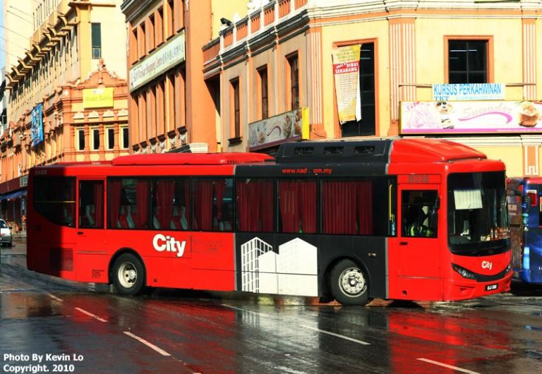Perkhidmatan Bas Cityliner Dijangka Beroperasi Semula Esok