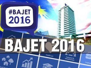 Bajet2016
