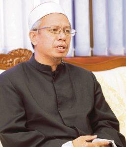 KUALA LUMPUR 17 July 2014. Mufti Wilayah Persekutuan, Dr Zulkifli Al-Bakri. NSTP/Nurul Syazana Rose Razman.