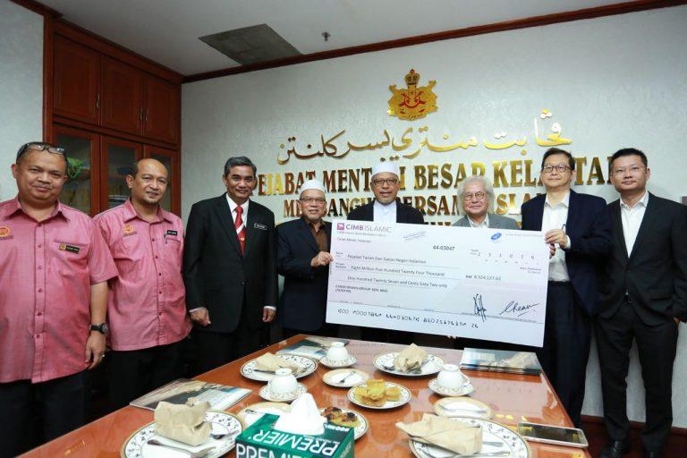 Kelantan bakal terima 60 juta hasil lombong emas