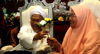 Istiqamah perjuang Islam jika sayang Almarhum Tok Guru