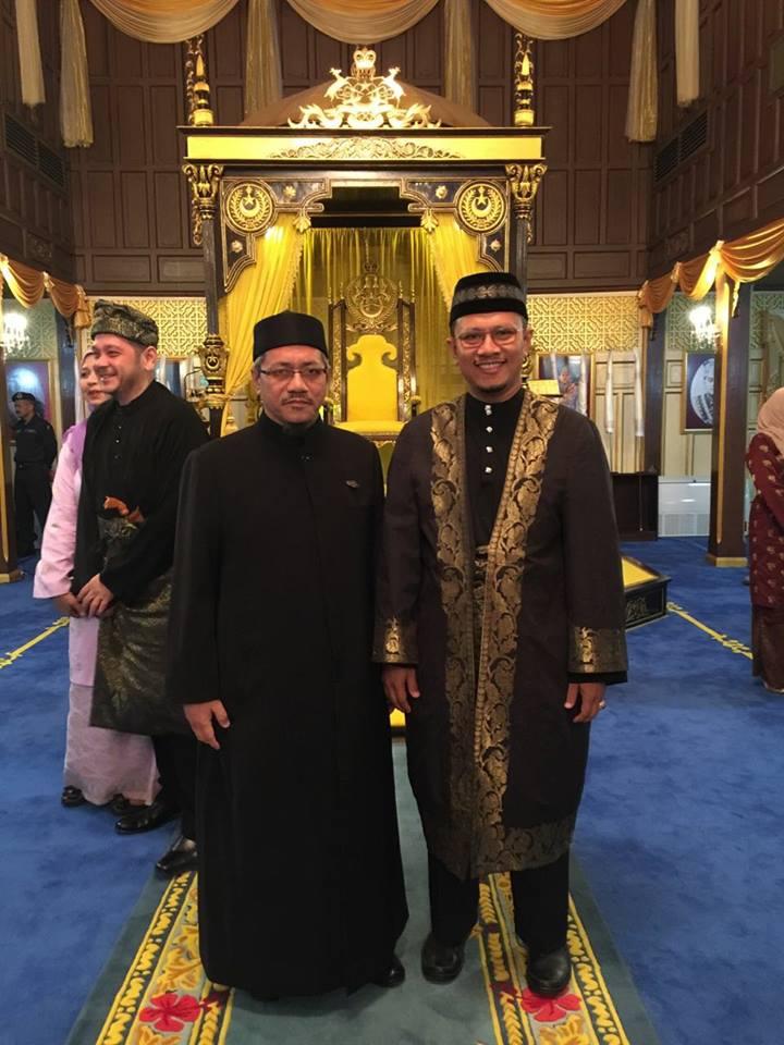 Mufti Wilayah ucap tahniah kepada Dr Abdul Basit
