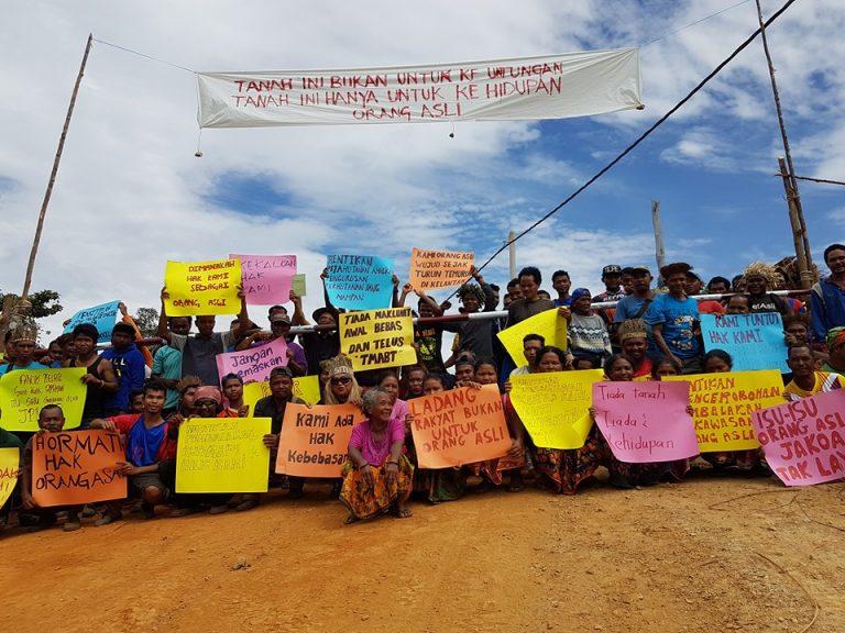 Sekatan Orang Asli: Pihak berkuasa boleh ambil tindakan