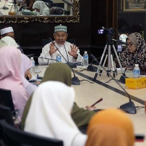 Golongan muda perlu warisi kepimpinan perjuangan Islam