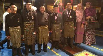 Ketua Pegawai Eksekutif Dan Anggota PKINK Terima Darjah Kebesaran Kelantan