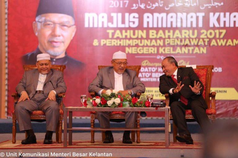 Kelantan Sejahtera Untuk Islam: Peranan Penjawat Awam