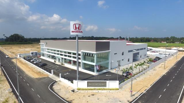 Honda labur RM22 juta untuk pusat 4S terbesar di Kelantan