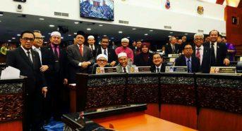 RUU 355: Ustaz Ahmad ucap tahniah kepada Presiden PAS