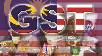 GST: Sistem percukaian yang gagal, merosakkan