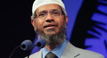 Zakir Naik sah hadir
