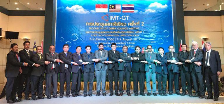 (IMT-GT) kali ke-2 dan Persidangan IMT-GT Green Cities