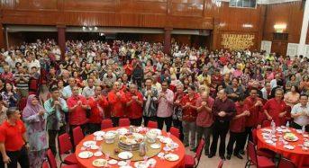 Hubungan kaum kekal harmoni di Kelantan