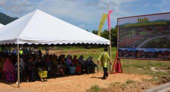 Projek Bandar Baru Dabong diteruskan
