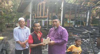 Mangsa kebakaran tagih janji pemimpin Umno