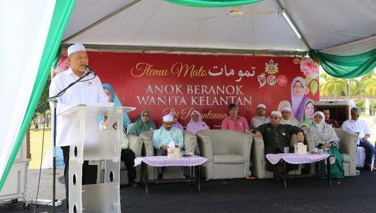 Temo Mato Anok Beranok Wanita Kelantan di Perantauan