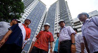 PPR Kota Bharu pula dinama pemimpin Umno