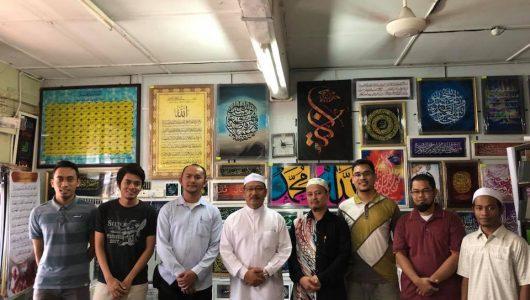 Kelantan komited promosi seni khat