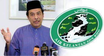 Syarikat air Kelantan saman Husam Musa