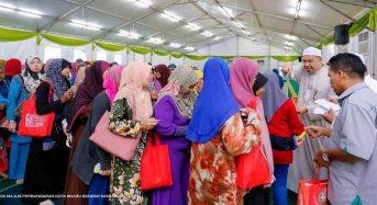1,000 penduduk miskin dibantu agensi kerajaan