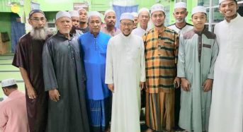 Rumah terbuka: Ketua agama non-Muslim dirai