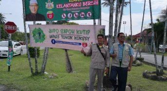 Flashmob Kempen Kelantanku Bersih