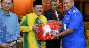 Kelantan hargai pasukan keselamatan
