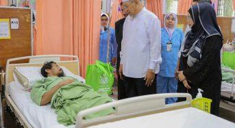 Kelantan akan atasi masalah air di HRPZ II
