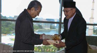 Kunjungan hormat kepada YAB Perdana Menteri
