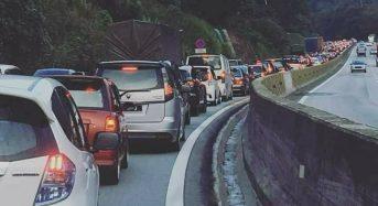 Satu juta kenderaan dijangka masuk Kelantan