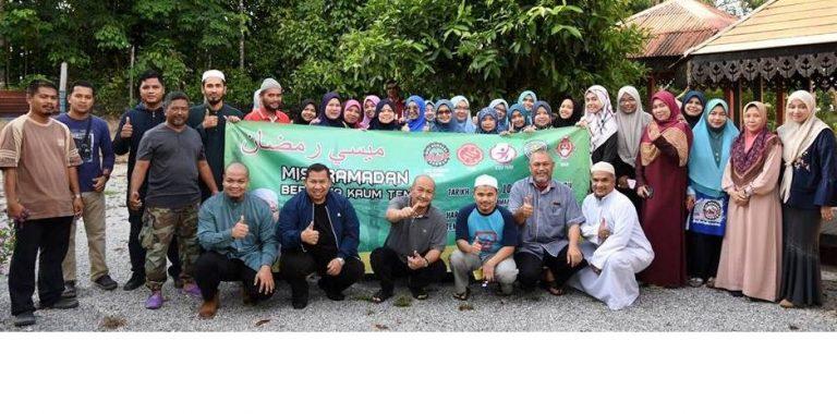 MKD anjur 'Misi Ramadan Bersama Kaum Temiar'