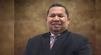 Ab Aziz Yunus, ketua Eksekutif PKINK yang baru