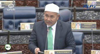 Tidak jawab soalan, kata Tuan Ibrahim kepada PM