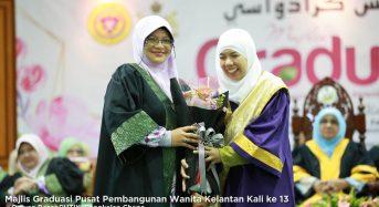 Kolej Kemahiran Wanita Kelantan dibuka 2021