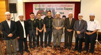 Kelantan tingkat 'sosio taqwa' rakyat
